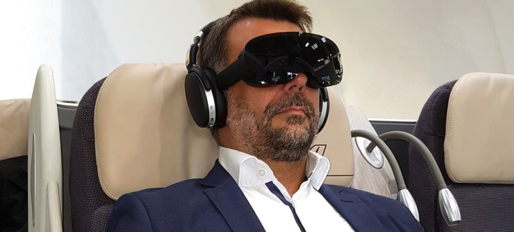 Garuda Indonesia rolls out inflight VR on Jakarta-Haneda route