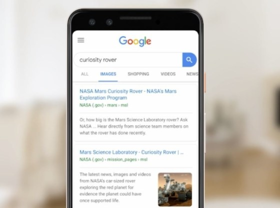 Google Maps and Search get AR updates