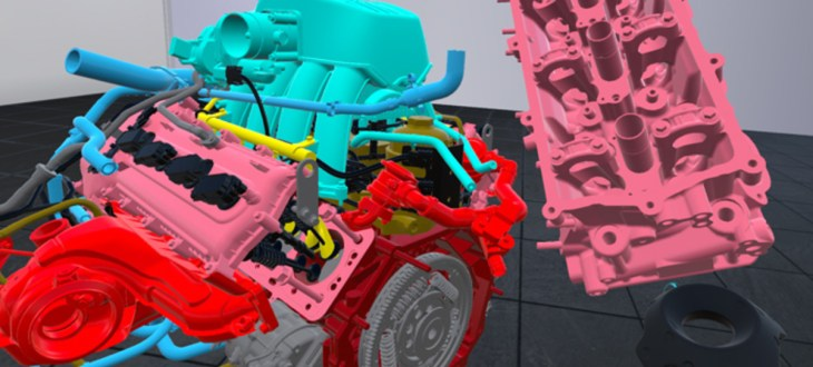 New VR app from Ricardo helps engineers to collaborate