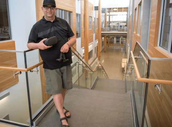 Lethbridge College names local VR_AR Association president as research chair