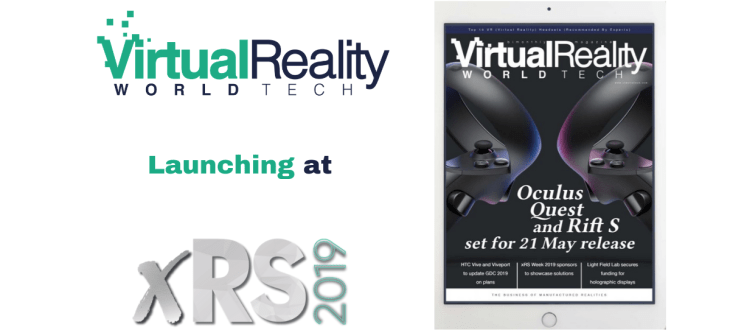 VRWorldTech Magazine coming in October