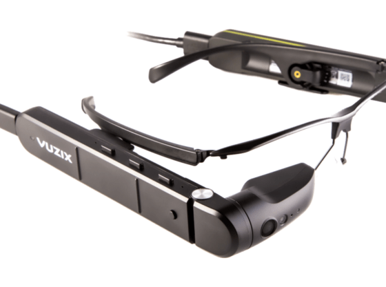 Vuzix begins shipping M400 Smart Glasses