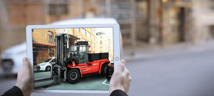 Bublar and Vobling develop AR solution for cargo handling