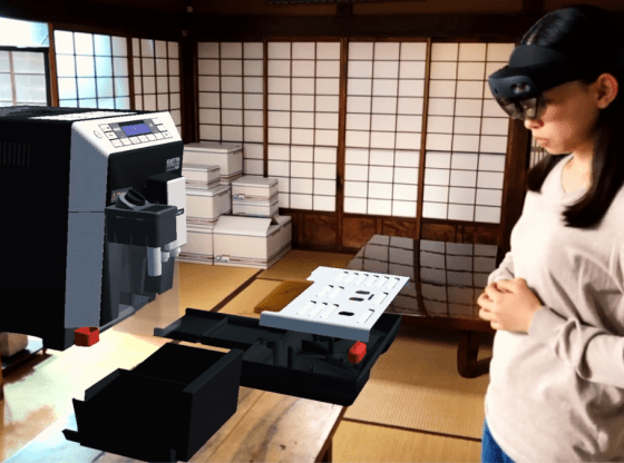 Bellsystem24 and Microsoft develop HoloLens 2 call centre solution