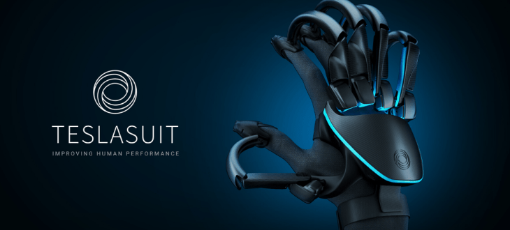 Teslasuit develops VR gloves to increase immersion 1