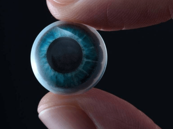 Mojo positions smart contact lens as medical device for visually impaired