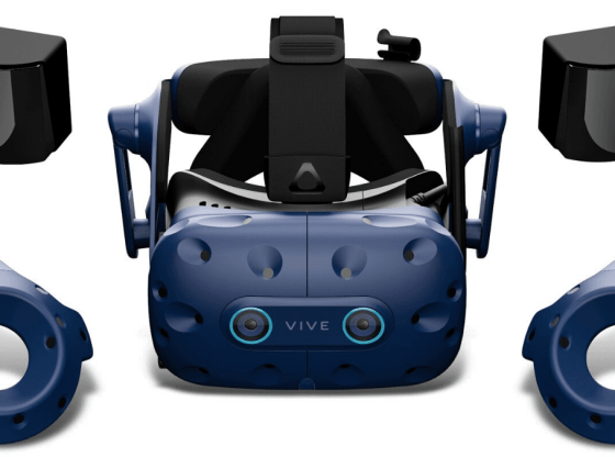 HTC Vive lines up new Vive Pro Eye enterprise bundles