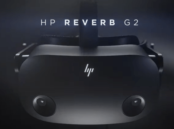 HP Reverb G2 built for gamers and workers
