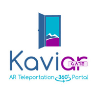 The Reality Wire - KaviAR Tech logo