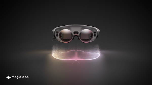 The Magic Leap 1 has been rebranded and pointed toward enterprise customers