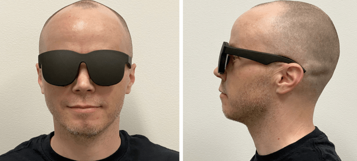 Facebook Reality Labs develops near-eye displays