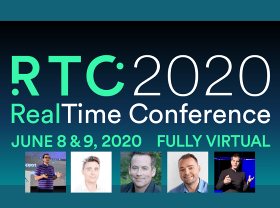 RTC 2020 - Five keynotes and panels on virtual production and visualisation
