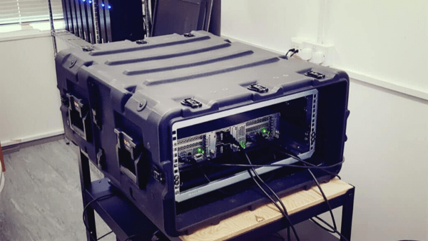 The Reality Wire - The 'highly portable' system contains Polystream's command streaming technology