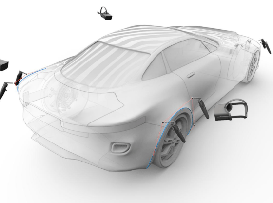 Automotive designers - why not start in VR with flyingshapes°