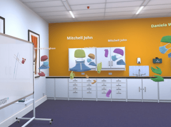 FundamentalVR releases virtual classroom for interactive lessons and meetings