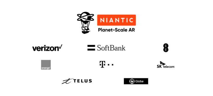 Niantic Planet-Scale AR Alliance forms to showcase AR and 5G potential