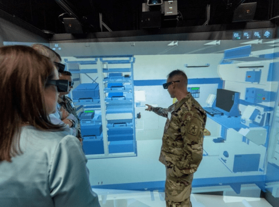Lockheed Martin immersive tech lab brings significant time and resources savings