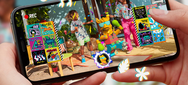 LEGO and Universal Music Group to launch AR video maker app 1