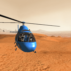 Editor's comment - Perseverance and landing on Mars 4
