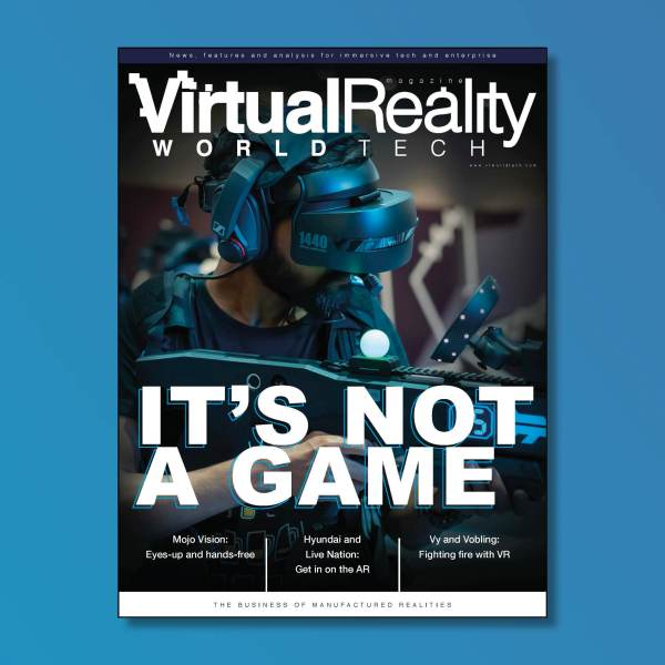 VRWorldTech Magazine: Issue 1