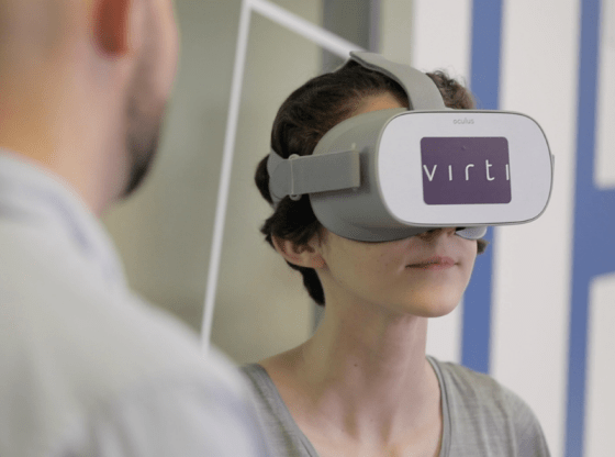 Virti and mindfulness trainer Sarah Furness launch VR training programme