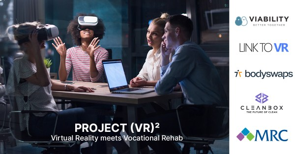 Link To VR and partners launch VR training project to boost employment skills 2