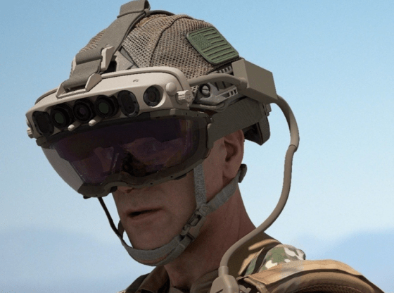 Microsoft seals $21.9 billion contract to build custom AR headsets for US Army 1