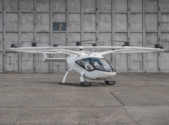 Volocopter and CAE - Main 1