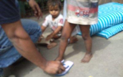Footwear Donation