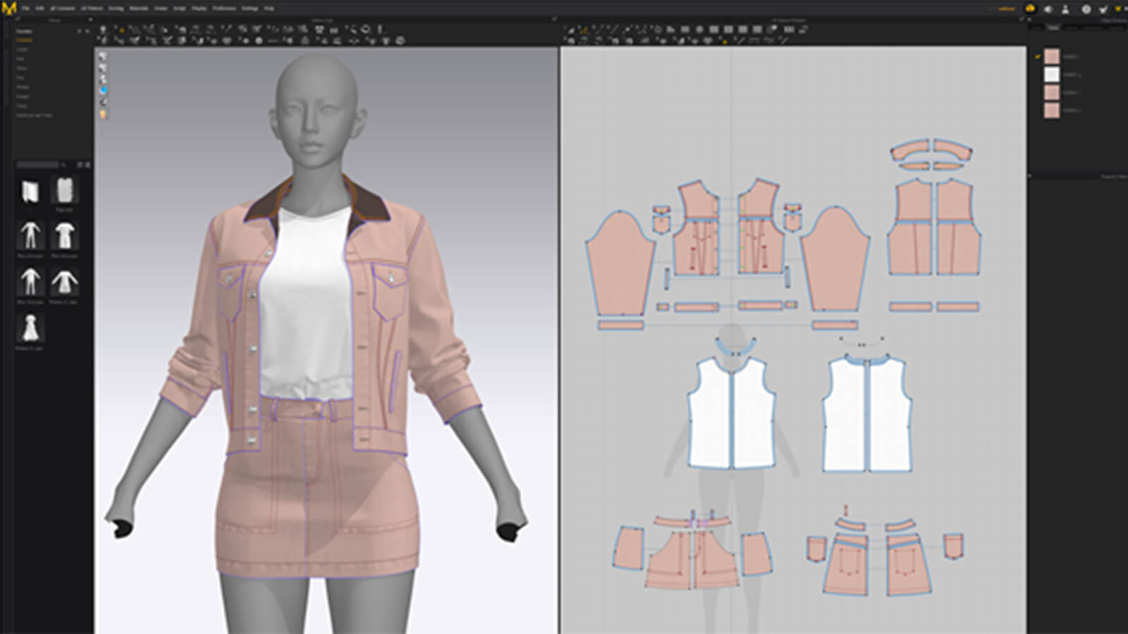 Jae Gil Lim uses Marvelous Designer to create stunning digital clothes