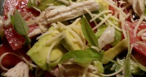 Finom saláta