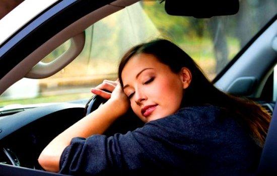 Как не уснуть за рулем. Способы