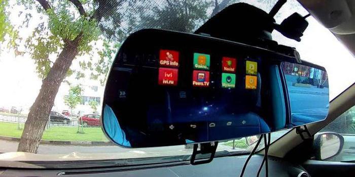 Зеркало-видеорегистратор в машину. Какой лучше купить
