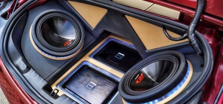Как выбрать хороший сабвуфер в машину?