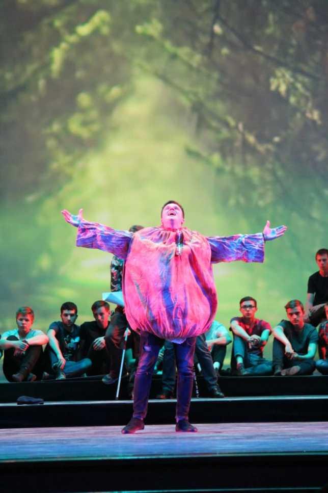 kolobok 2 682x1024 - Отчёт о Спектакле-концерте в Кремле 25.04.2019