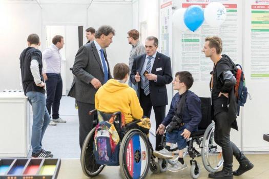 vystavka 3 - Выставка реабилитационного оборудования и технологий