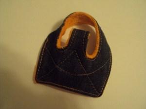 верхняя часть сандалии
