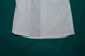 низ и подборта рубашки