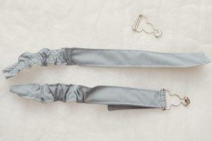шьем лямки для детского полукомбинезона