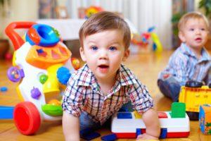 адаптация малыша в детском саду