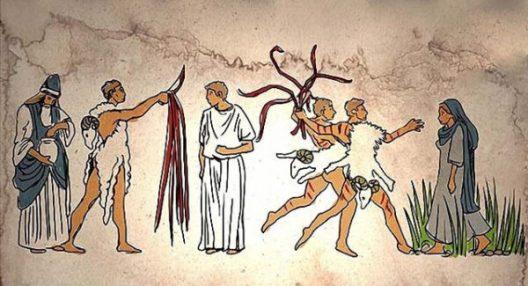 праздник Луперкалии