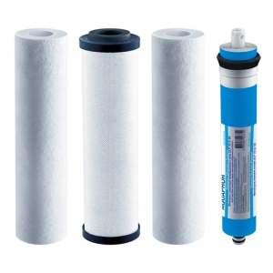 Замена картриджей фильтра для воды АкваСервис