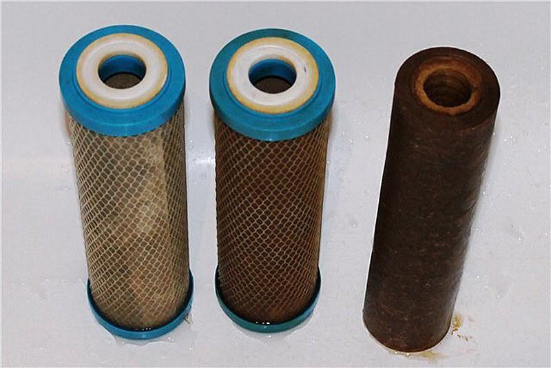 Модели водоочистных фильтров