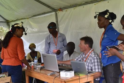 Rwanda telemed pilot