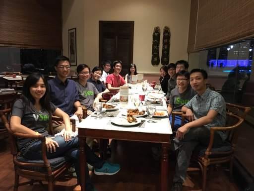 VSee Singapore Team 2016