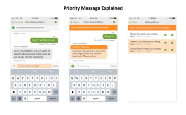 Never Worry About Missing A Patient Again with Our New Priority Messaging Feature