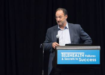 Backroute, the 10 second rule and the real ROI for Telehealth in VA – Howard Rosen (LifeWIRE Corp)