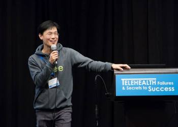 Vision Forward for Telehealth – Dr. Milton Chen (VSee)