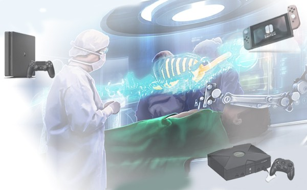 How Nintendo, PlayStation, Xbox Players Are the Future of Surgery