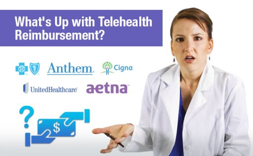Telehealth reimbursement from private payers